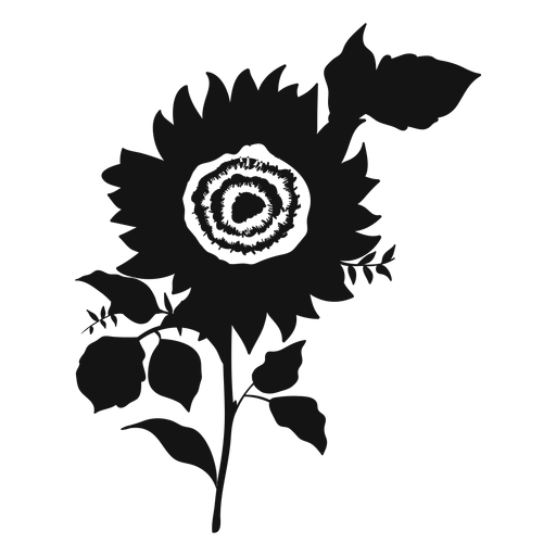 Sunflower Grey Icon