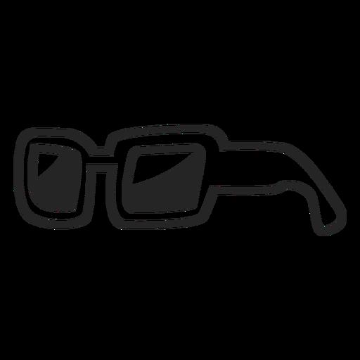 Simple Sunglasses Icon