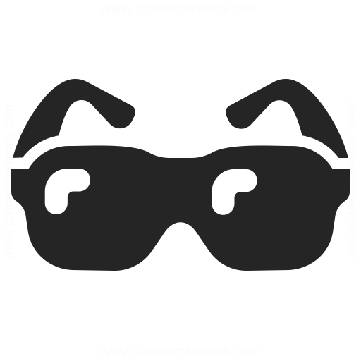 Sunglasses Icon Iconexperience