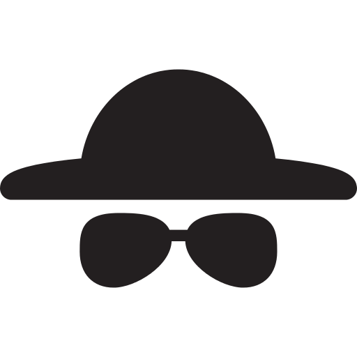 Hat And Sunglasses Png Icon