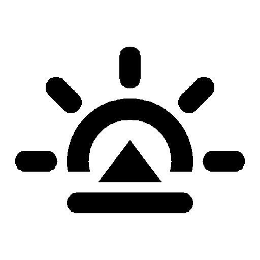 Sunrise Icon Download Free Icons