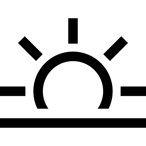 Sunrise Icon Transparent Png Clipart Free Download