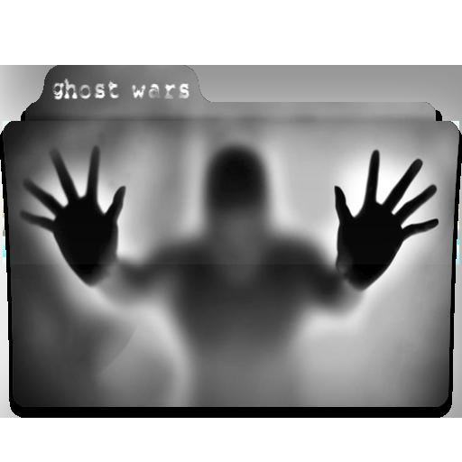 Ghost Wars Tv Series Folder Icon