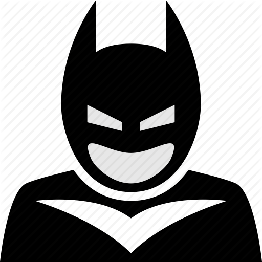 Avatar, Batman, Hero, Super, Superhero Icon