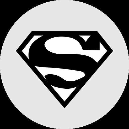 Dc, Dc Comics, Ironman, Marvel, Spiderman, Superman Icon