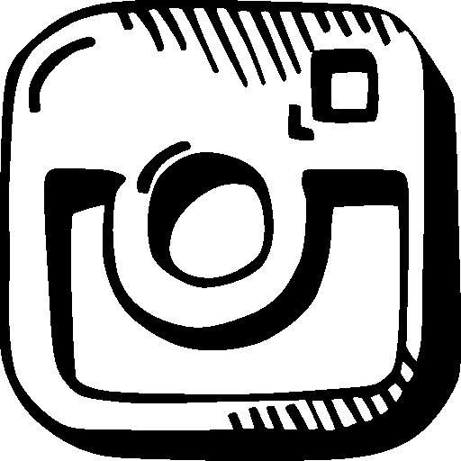 Drawing Logos Instagram Huge Freebie! Download For Powerpoint