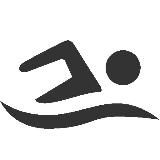 Swimming Icon Logos Tatuajes