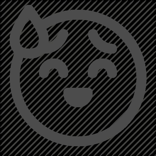 Sweat Icon