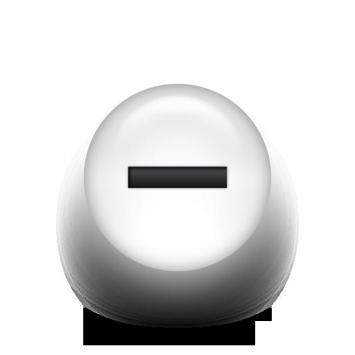 Minimize Button Icon