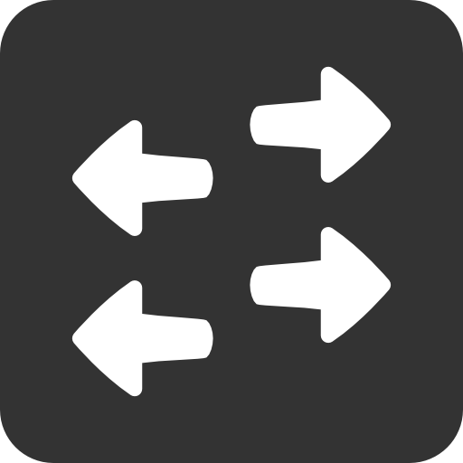 It Infrastructure Switch Icon Free Download As Png And Formats