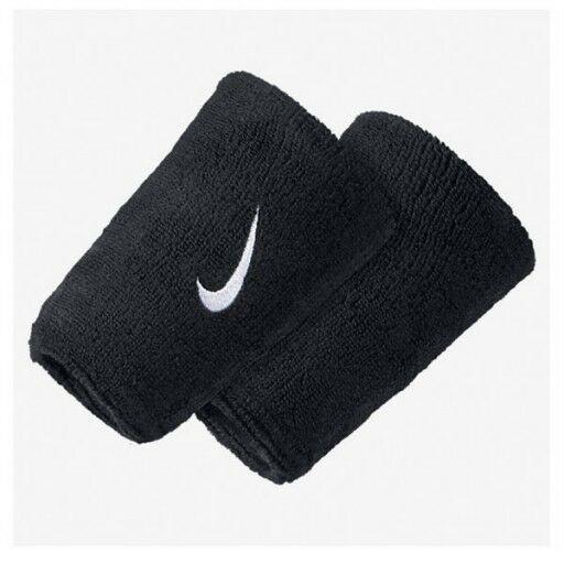 Nike Swoosh Double Width Wristbands