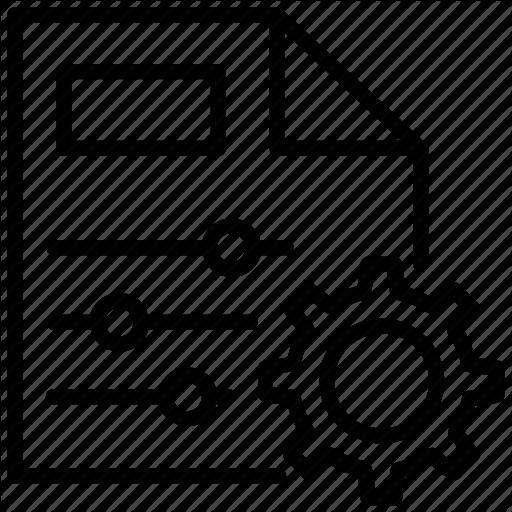 Computer Programs, Config Files, Configuration Files, Initial
