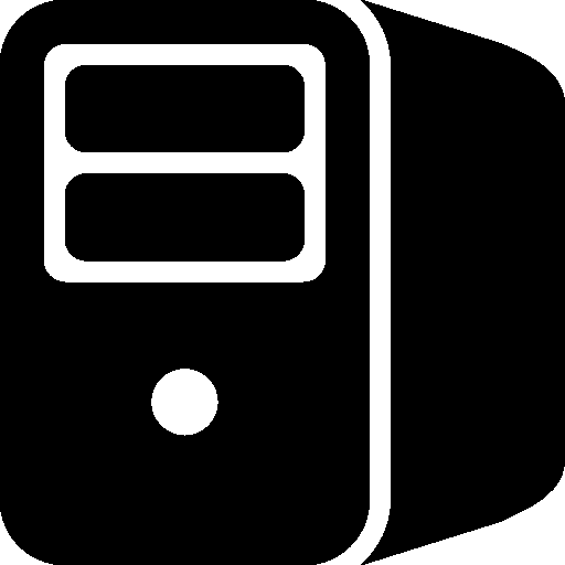 Network Server Icon Windows Iconset