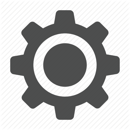 Cog, Configuration, Control, Gear, Options, Settings, System Icon