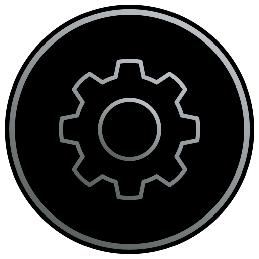 Control, Gear, Options, Preferences, Settings, System Preferences