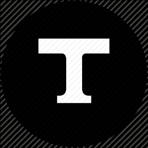 Alphabet, Child, Kid, Latin, Letter, T Icon