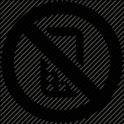 Avoid Mobile, Don't Use Mobile, Mobile Not Allowed, Mobile