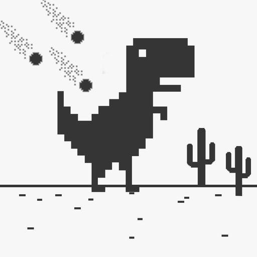 T Rex Steve Endless Browser Game