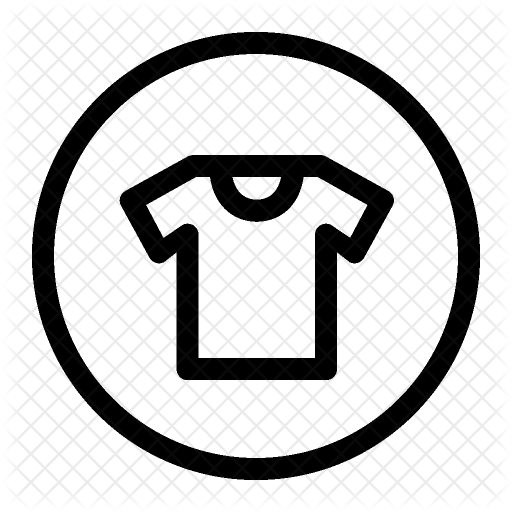 Tshirt Icon Transparent Png Clipart Free Download