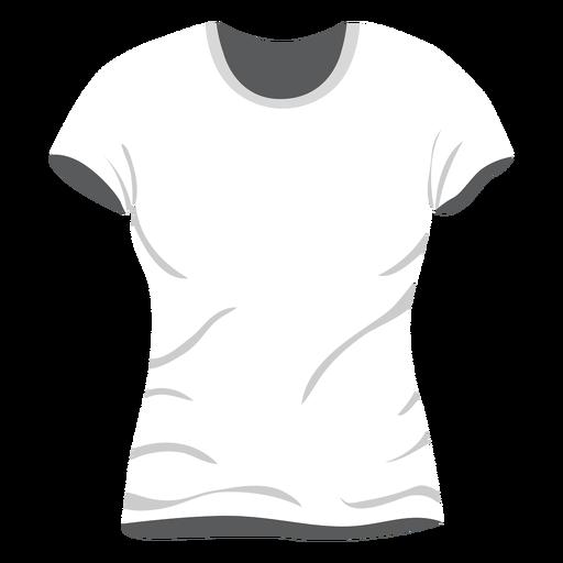 White Men T Shirt Icon