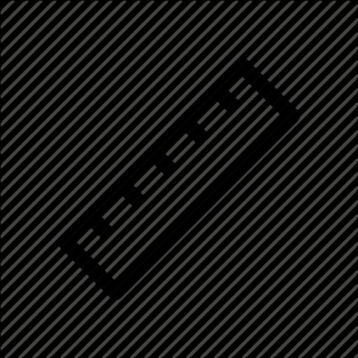 Design Tool, Measure, Measure Tool, Ruler, Ruler Tool, Tool Icon