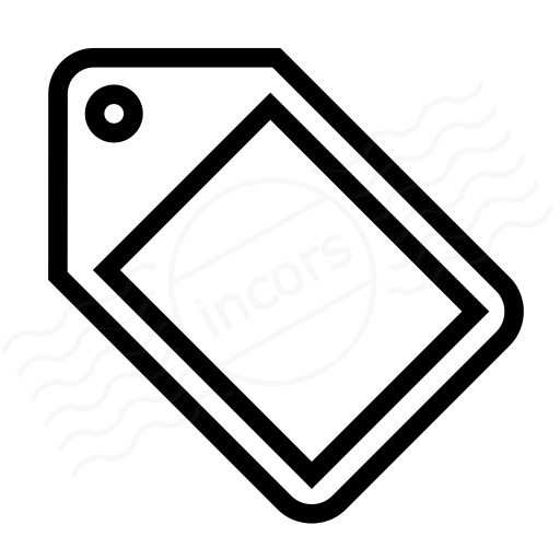 Iconexperience I Collection Tag Icon