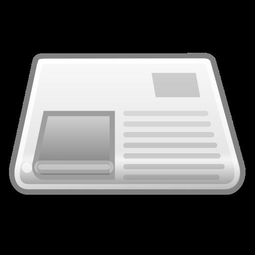 Internet, News, Reader Icon