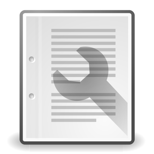 Mixed Document Smooth Icon