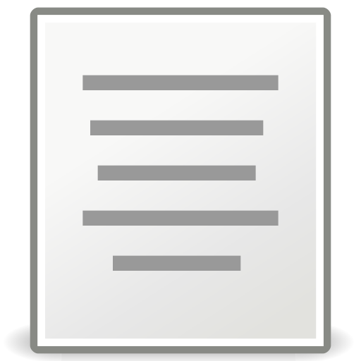 Center, Format, Justify Icon