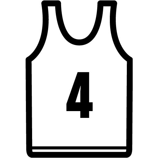 Black Tanktop Icon
