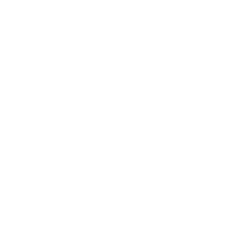 White Tape Measure Icon