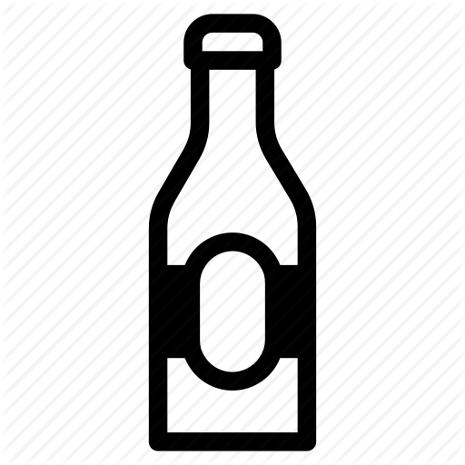 Alcohol, Beer, Bottle, Drink, Party, Taste Icon