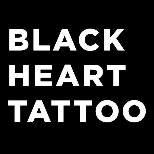 Black Heart Tattoo Best Tattoo Shop In San Francisco, Ca Est