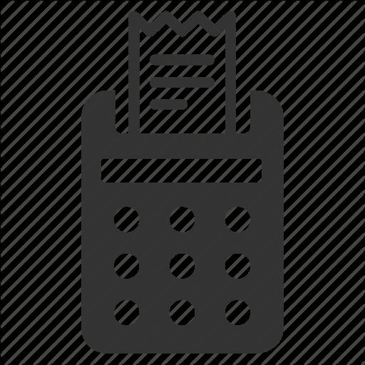 Tax Calculator Icon Free Icons