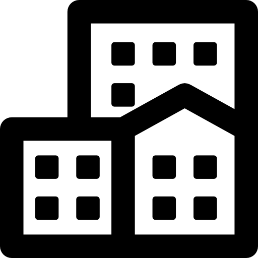 Office Buildings Icons Free Download