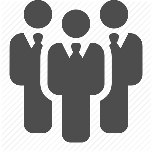 Business Management Team Icon Images
