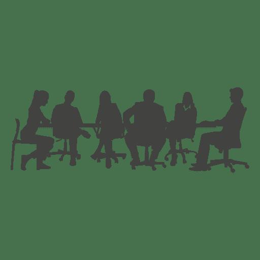 Business People Team Meeting