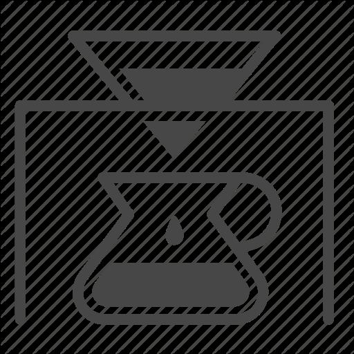 Cafe, Coffee, Cold Brew, Drip, Espresso, Filter, Maker Icon