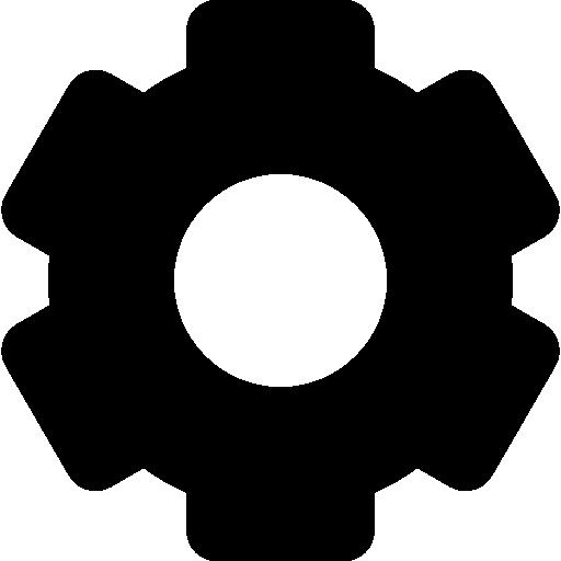Settings Gear Icon Technical Support Freepik