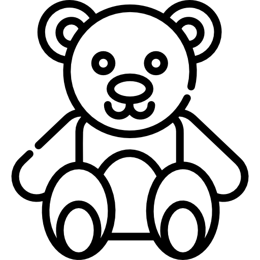 Teddy Bear Icon