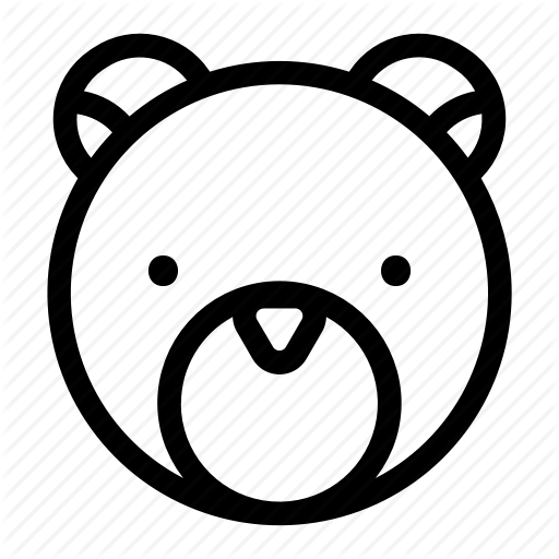 Animal, Bear, Teddy, Teddy Bear Icon