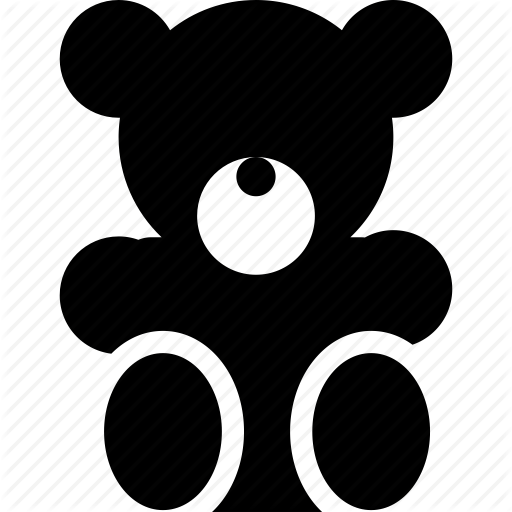 App, Interface, Site, Teddy Bear, Web Icon