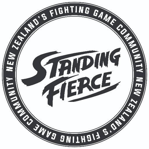 Standingfierce