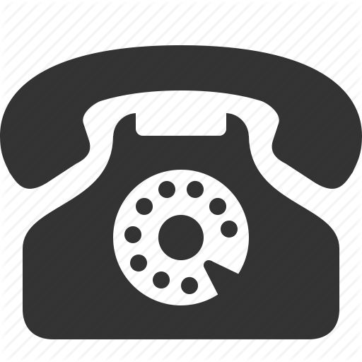 Telephone Icon Clipart Collection