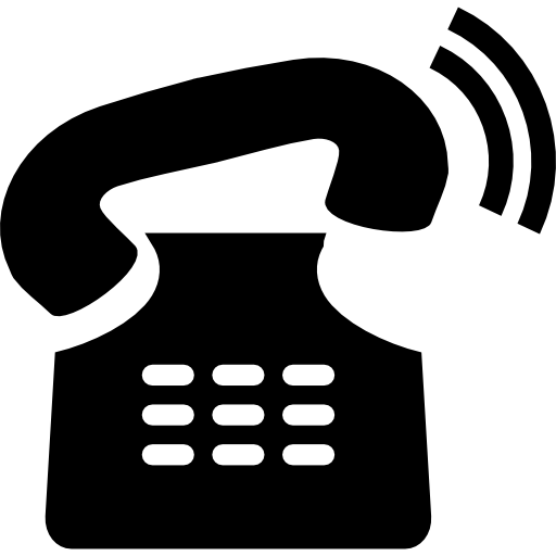 Telephone Ringing Icons Free Download