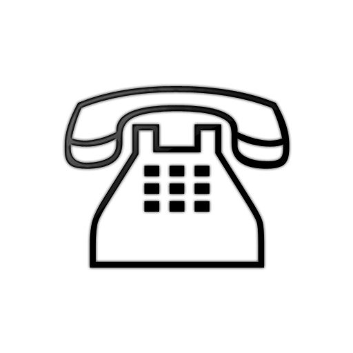 Telephone Graphic Icon