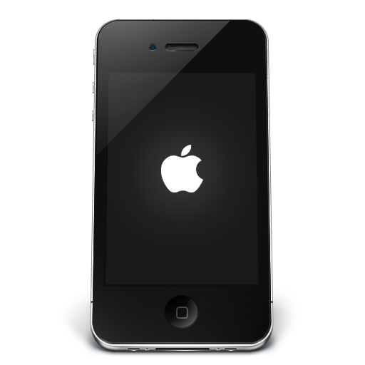Telephone Icon On Iphone