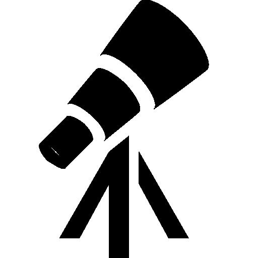 City Telescope Icon Windows Iconset