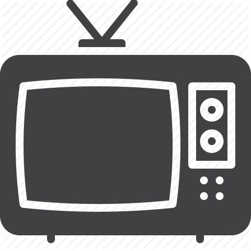 Cable, Media, Television, Tv Icon