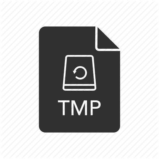 Temp, Temporary, Temporary File, Tmp Icon